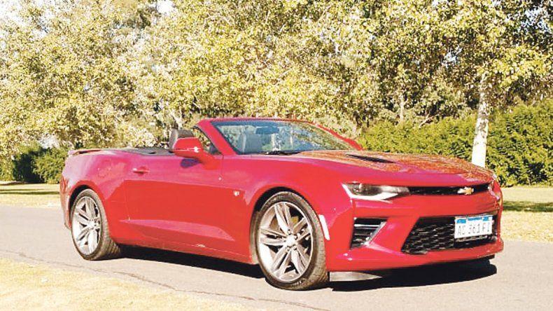 Las 10 claves del Chevrolet Camaro SS Cabrio: el auto que se siente
