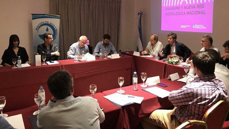 Un patagónico lidera el Consejo Hídrico Federal