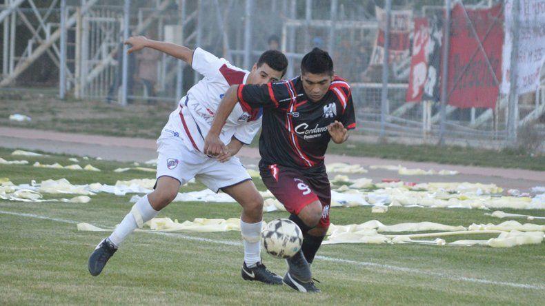 Ciudadela arrancó ganando y Palazzo se lo empató en el estadio municipal.