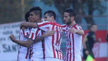 San Martín de Tucumán  ascendió a la Superliga
