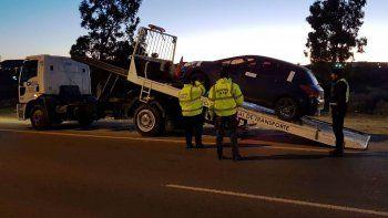 Multaron a 17 conductores  que manejaban borrachos