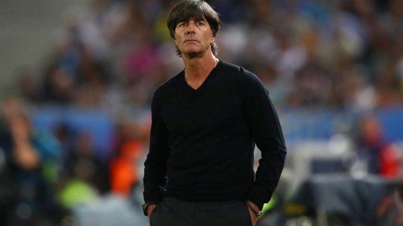 Joachim Löw dio a conocer a los 23 convocados de Alemania