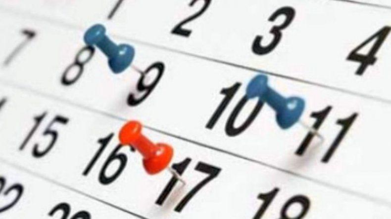 ¿Cuándo es el próximo feriado de junio?