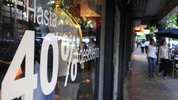 Las ventas minoristas se derrumbaron