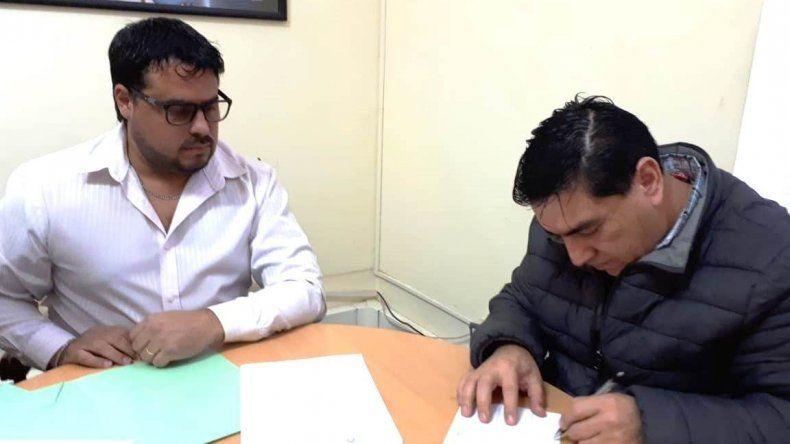 Dos iglesias reciben el certificado de  inscripción al Registro Nacional de Culto