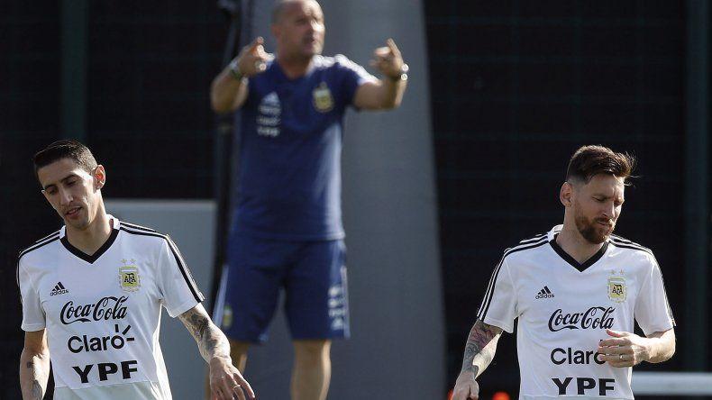 La Federación de Palestina quiere que Messi no juegue el partido.