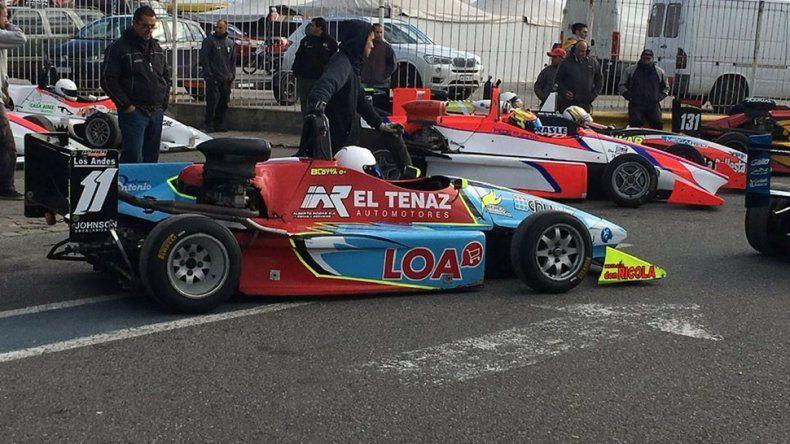 Blotta participó en La Plata y se ubica 4to en el campeonato