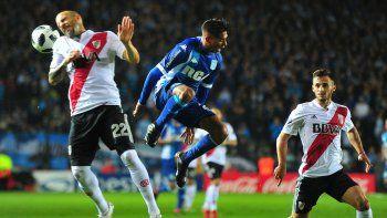 River y Racing se enfrentarán en octavos de final de Copa Libertadores
