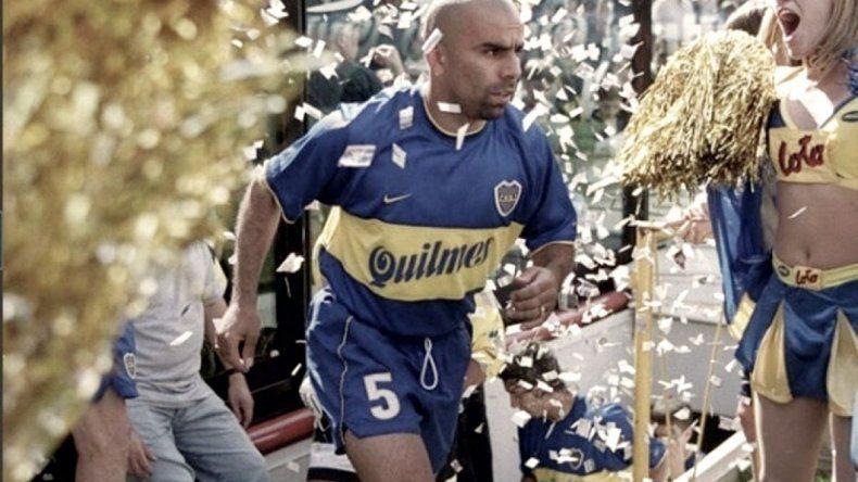 Procesan por lavado de dinero a ex Boca Juniors