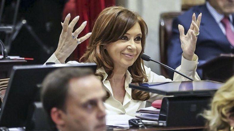 La pelea política entre Cambiemos y Cristina Kichner continúa. El Gobierno no pudo avanzar con su desafuero.
