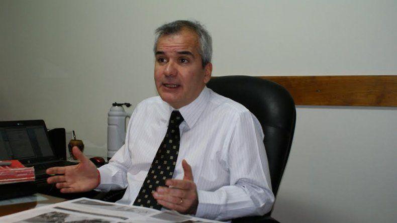 El juez Alejandro Rosales fue quien dispuso la condena para el ladrón de bebidas.
