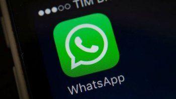 una  falla de whatsapp puede consumir todo tu plan de datos