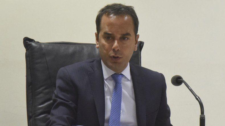 El juez Mariano Nicosia firmó la homologación del juicio abreviado.