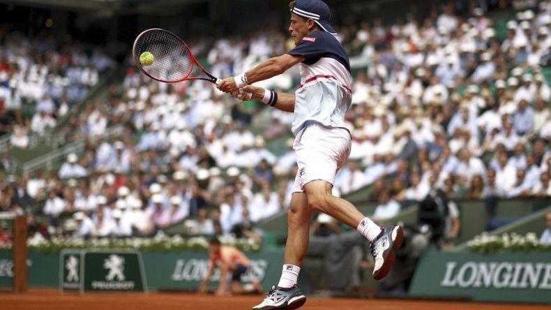 Schwartzman y Del Potro retoman el  sueño de semifinales en Roland Garros