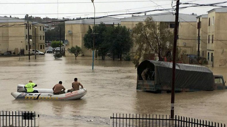 En la avenida Chile fue uno de los sectores seriamente afectados por el temporal del año pasado.