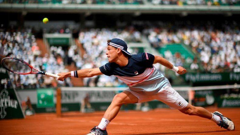 Nadal despidió al Peque Schwartzman de Roland Garros