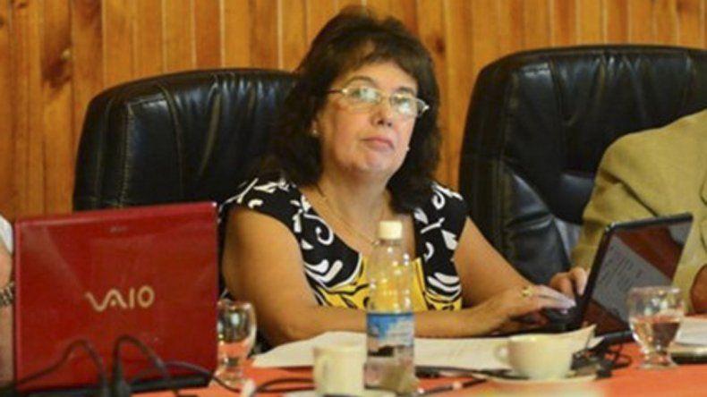 La jueza Nora Cabrera de Monella presidió el tribunal.