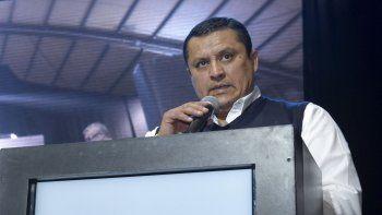 Luis Villegas, secretario adjunto del gremio.