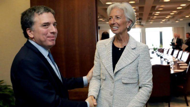 La Argentina acordó con el FMI un préstamo por 50 mil millones de dólares