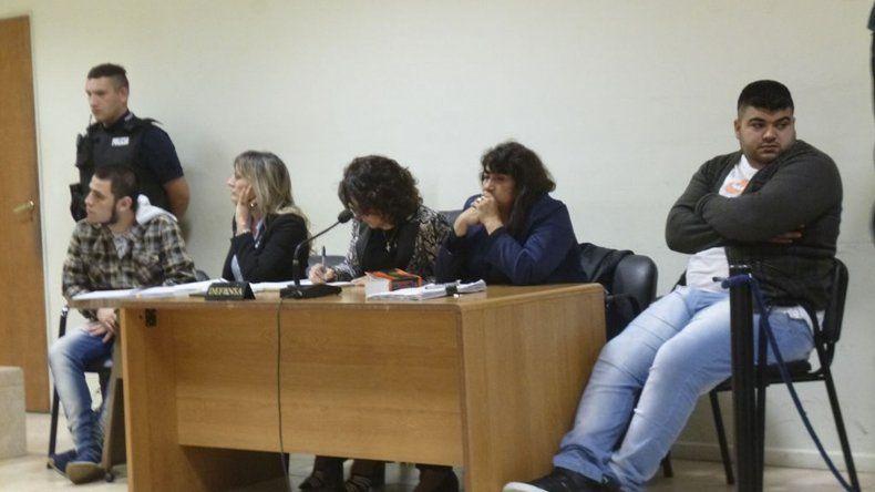 Mauricio Fleitas y Diego Aguirre fueron condenados a prisión perpetua
