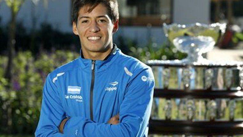 El argentino Báez perdió la final Junior de Roland Garros