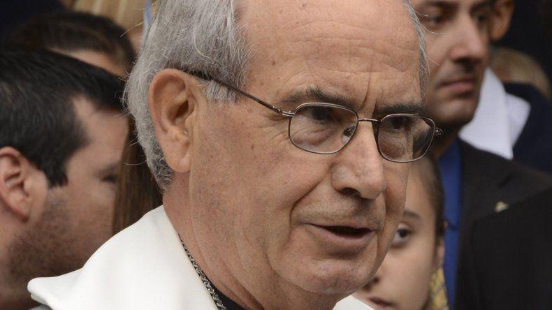 El obispo de Comodoro Rivadavia