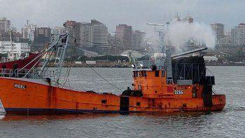 El Rigel, una embarcación con más de 50 años.
