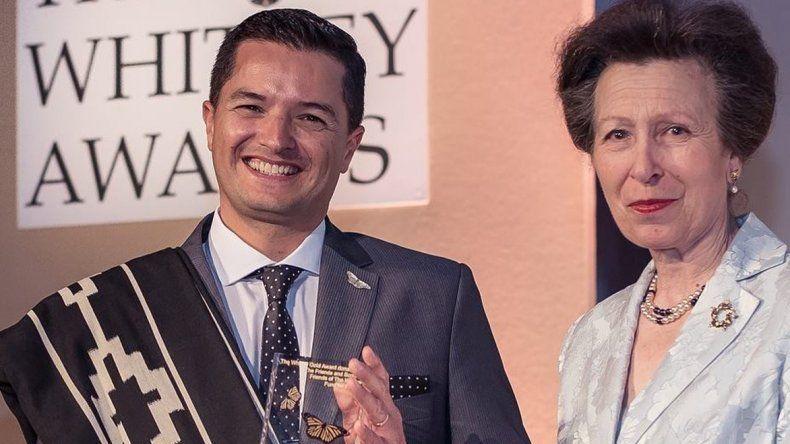 Investigador de Chubut recibirá el premio National Geographic