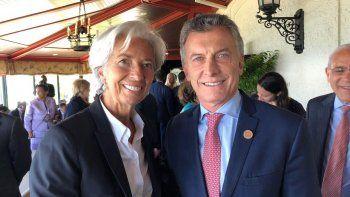 sin el fmi, la situacion en argentina seria mucho peor