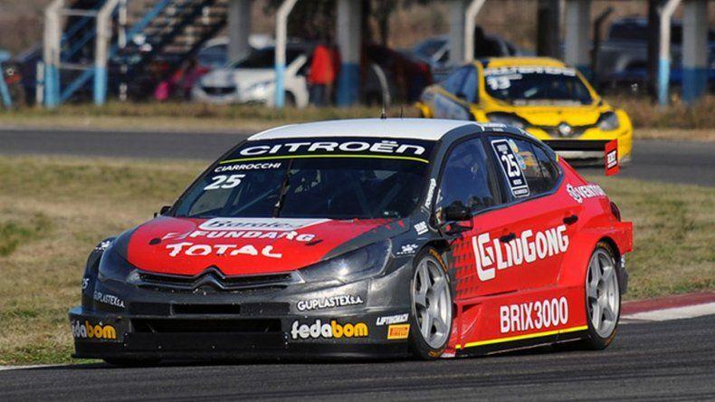 Ciarrocchi se adjudicó la carrera del TC 2000 en Río Cuarto