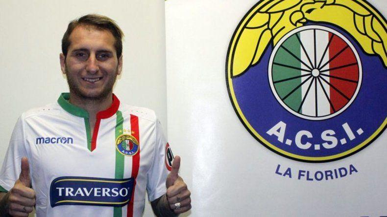 Audax Italiano de Chile incorporó al delantero Darío Bottinelli