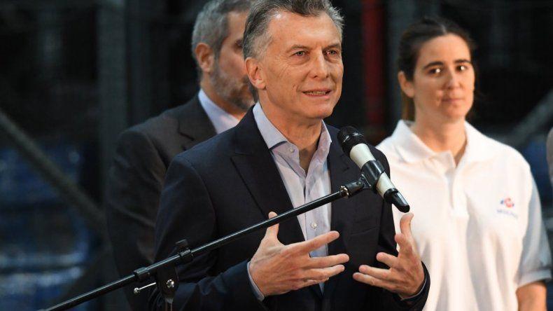 Macri calificó de histórico el préstamo de U$S 50 mil millones del FMI
