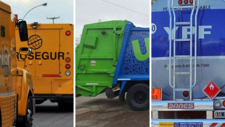 ¿Qué servicios se verán afectados por el paro de Camioneros?