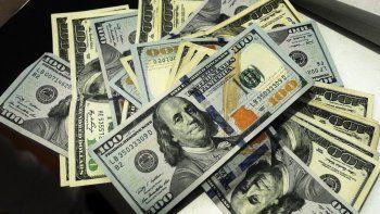 el dolar cerro el dia con un fuerte salto: $26,30