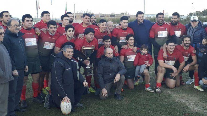 Deportivo Portugués se afianza como líder en Primera división.