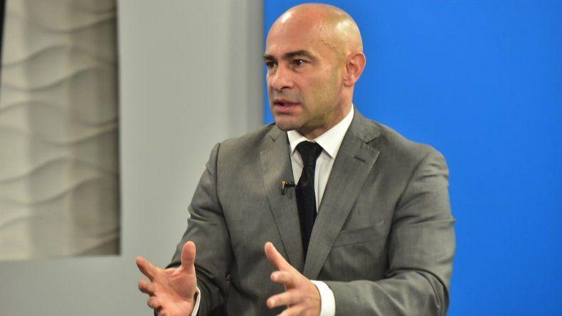 Federico Massoni: el gobernador quiere que terminemos con la precarización laboral