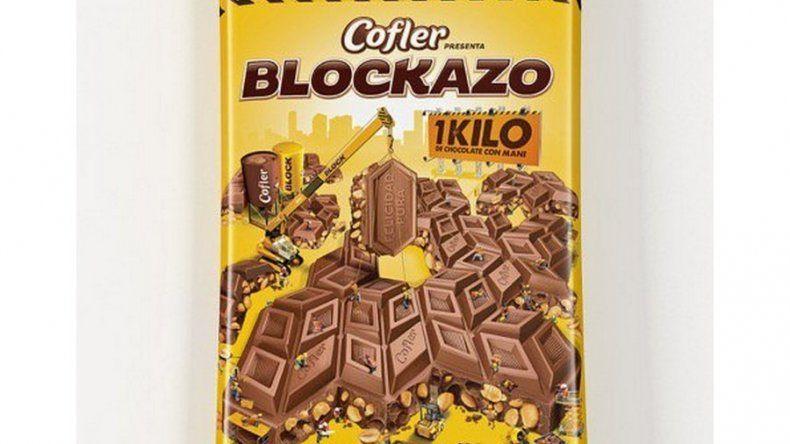 Detenido por robar un kilo de chocolate
