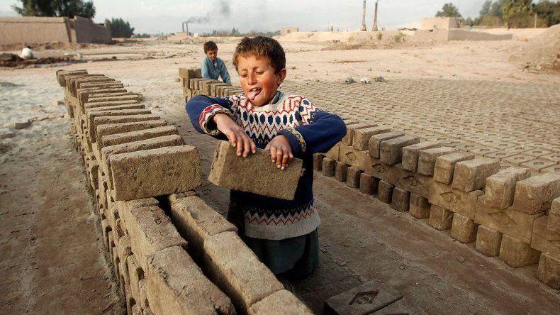 Preocupan las cifras del trabajo infantil en Argentina
