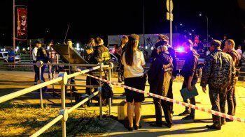 Grave accidente en Rusia: chocaron dos embarcaciones y murieron 11 personas