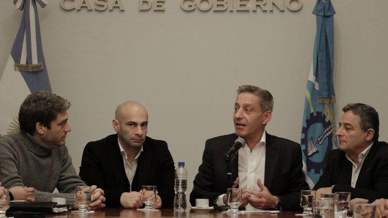 El acuerdo con Nación abarca a cuatro municipios de Chubut.