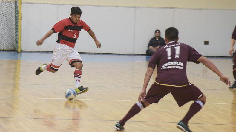 El futsal vivió una doble jornada a pleno.