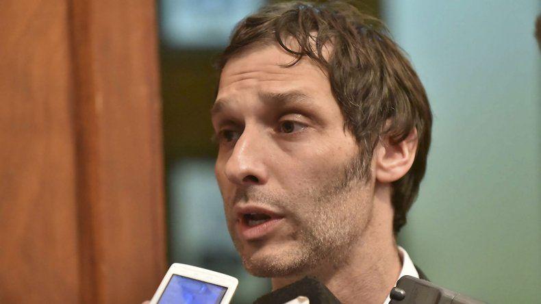 Miguel Arnaudo: tenemos diálogo permanente con todos los sectores.