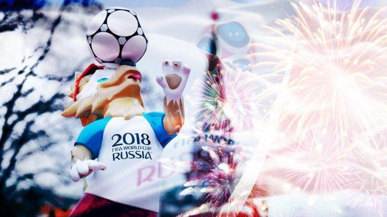 Así fue la ceremonia de inauguración del Mundial en Rusia