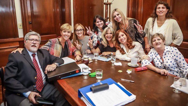 Cristina Kirchner anticipó que votará a favor del aborto legal