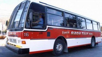 Nuevo aumento en el transporte de Rada Tilly: así quedaron las tarifas