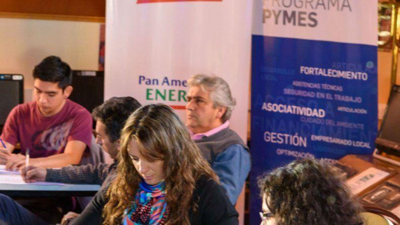 Avanza el desarrollo del Programa EmprenDES en Comodoro Rivadavia