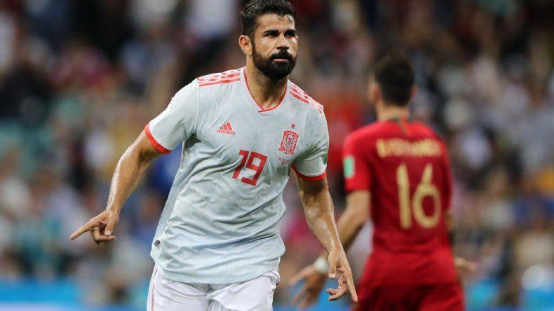 Ronaldo fue el artífice del empate de Portugal frente a España