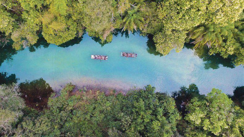 Brasil: Bonito, inexplorado y exótico
