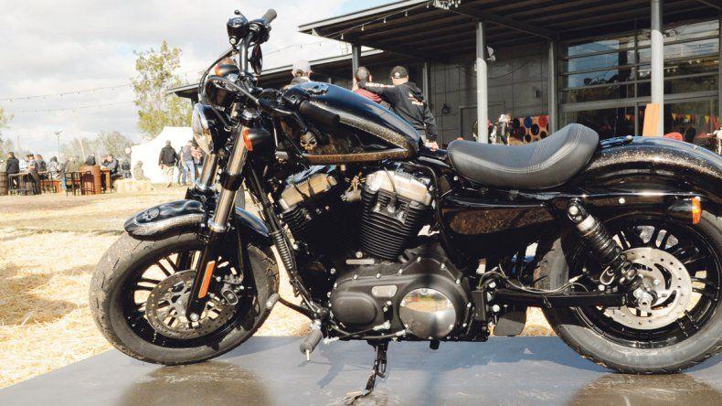 Harley-Davidson: Con espíritu rutero