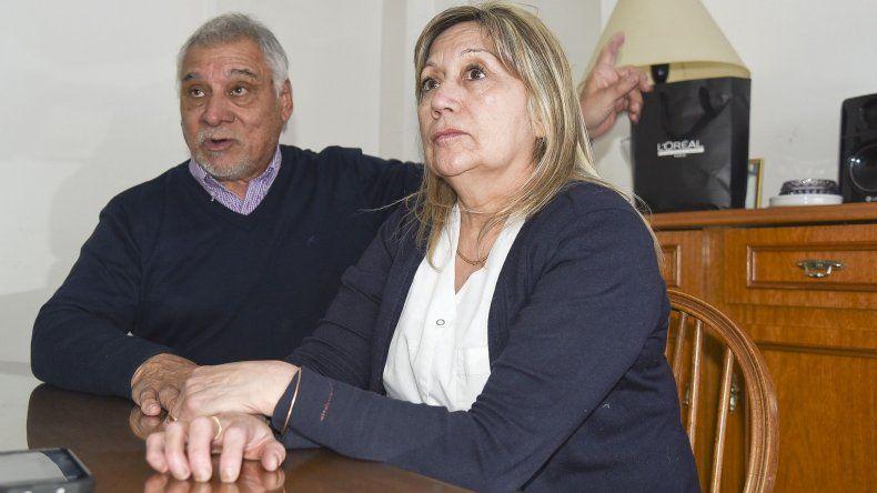 Los damnificados relataron a este diario el difícil momento que vivieron cuando se encontraron con el ladrón en su vivienda.